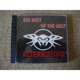 Cd The Best Of The Best Alternativo Volume I .