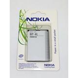 Bateria Original Bp-4l P/ Celular Nokia E63 Com Garantia