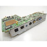 Placa Main Projetor Lg Ds325 2500