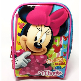 Lancheira Infantil Minnie - Original - Garantia
