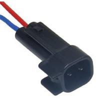 Chicote Conector Plug Soquete Cabo Bico Injetor Ev6 Ecosport