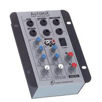 Mesa De Som Mixer Automix Ll A202r 12 Volts 2 Canais Oferta