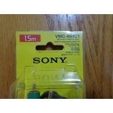 Cable Original Sony P/ Cámaras Salida Video Y Audio Vmc-mhc1