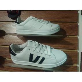 Oferta Zapatos Deportivos Blancos Colegiales Natyk-qiloo