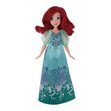 Princesa Disney Barbie Sirenita Ariel Muñec - Zona Sur Lomas
