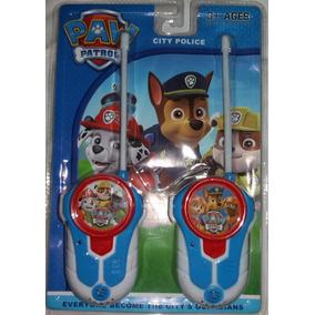 Brinquedo - Rádio Comunicação Patrulha Canina + Frete Grátis