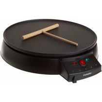 Maquina Hacer Crepas Crepera Electrica 12 Griddle Cucinapro