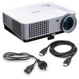 Proyector Gadnic Proj0030 Hd 2000 Lumens 1080p Cañon