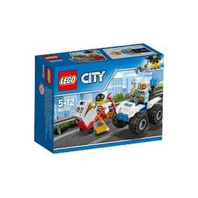 Lego City 60135 Detencao Com Veiculo Off-road