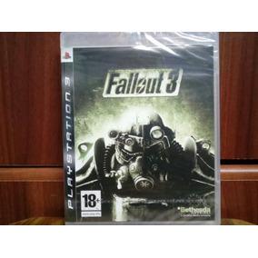 Fallout 3 Ps3 Fisico Español Nuevo Sellado