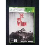 The Evil Within Xbox 360 Nuevo Y Sellado Trqs Xbox360 Bethes