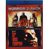 House Of 1000 Corpses Y The Devils Rejects Pelicula Blu-ray