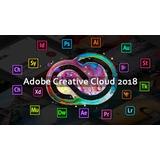 Creative Colletion Suite /adobe 2018 Win Y Mac