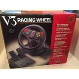 Volante Y Pedal Para Nintendo 64 Incluye Un Juego Carro