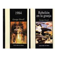 Rebelión En La Granja / 1984 - George Orwell - Cec