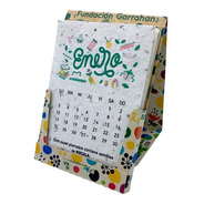 Eco Calendario Plantable 2022 Reciclado Fundación Garrahan