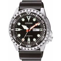 Citizen Diver Automático Mergulho 100m Nh8380-15e