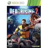 Dead Rising 2 Nuevo Sellado Xbox 360