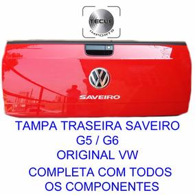 Tampa Caçamba Saveiro G5 G6 2010 A 2016 Original Completa