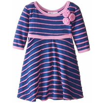 Vestido De Niña Importado Bonnie Jean, Carters