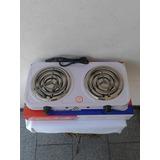 Cocina Eléctrica De(2) Dos Hornillas Hot Plate