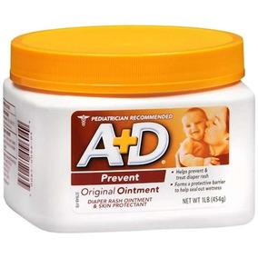 Pomada A+d Pote 454g Ad+ Original Ointment Veja Anuncio
