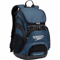 Mochila Speedo 7520116-a48 Teamster Backpack 25l Blue Ok