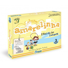 Coleção Amarelinha Educação Infantil 3 Anos