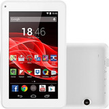 Tablet Multilaser M7s 8gb Wi-fi Tela 7 Android 4.4 Quad Cor