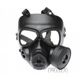 Máscara Fma Anti Gás Preto - Tb-694