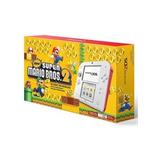 Consola Nintendo 2ds Scarlet Red + New Super Mario Bros. 2