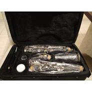 Clarinete Novo Jahnke Sib 17 Chaves - Instrumento Novo -
