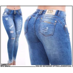 Calça Pit Bull Jeans Nova Coleção Com Bojo