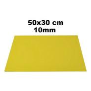 Tábua Placa Polietileno Carnes 50x30 Cm Espessura 10mm