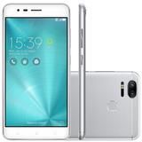 Asus Zenfone Zoom S 128gb 4gb Dual Chip 5000 Mah Prata
