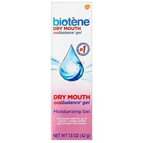 Biotene Oralbalance Dry Mouth Moisturizer Gel 1.50 Oz (pack