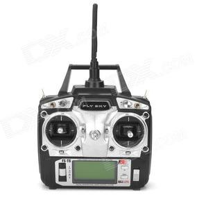 Rádio Digital 6 Canais Fly Sky Fs T6 2.4ghz.