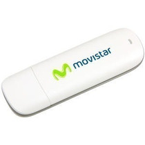 Modem 3g Movistar Huawei E173 - Desbloqueado- Branco