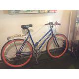 Bicicleta Media Pista Mujer Shimano