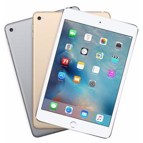 Apple Ipad Mini 4 Retina 64gb Wifi Touch Id Chip A8 Siri