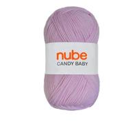 Hilado Nube Candy Baby X 10 Ovillos - 1 Kg. Por Color