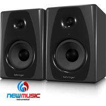 Monitor De Audio Behringer Studio 50ubs Ativa E Passiva