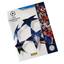 Álbum Uefa Champions League 2012/2013 Com 162 Cromos Colados