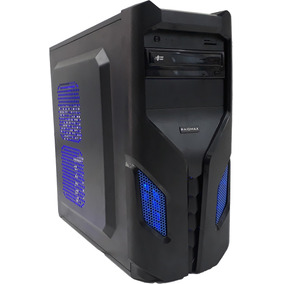 Cpu Gamer Intel/ Core I7/ 8gb/ 1tb/ Gtx1060/ Wifi/ Led Gab.