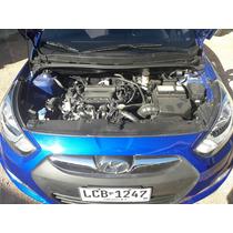 Hyundai Accent Superfull 1.4 Caja De Sexta Llantas 16 Con Di