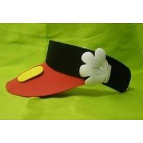 Visera/gorra/mickey Y Minnie Mouse