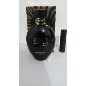 Colonia Ana Hickmann Elegance Noir Feminina 80ml+brinde