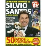 Revista Silvio Santos = 52 Paginas 50 Fatos Patrao Sbt Nova!