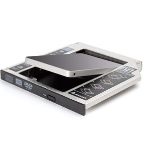 Caddy Segundo Disco Notebook Hdd Sata + Ssd 240gb