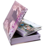 Encadernacao De Albuns Fotograficos Box Elastico R$ 380,00